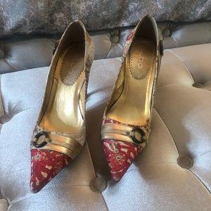 Aldo good condition used heels 👠
